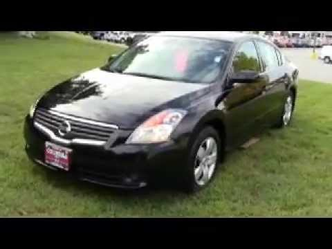 2008 Nissan Altima 2.5S: Review, Rev, Drive   YouTube