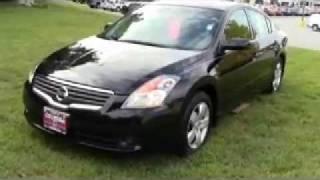 2008 Nissan Altima 2.5S: Review, Rev, Drive