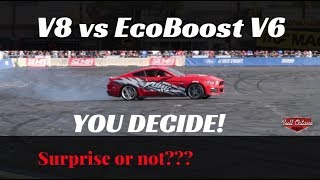 EcoBoost or V8 (You Decide)