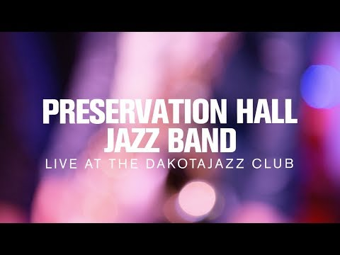 Preservation Hall Jazz Band - #MicroShow at the Dakota Jazz Club