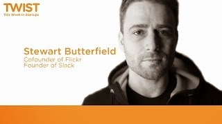Flickr cofounder Stewart Butterfield raises another $43m for Slack