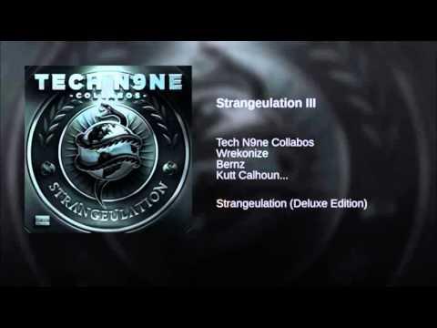Strangeulation Vol.1 Cypher's 1,2,3 & 4 Uncut