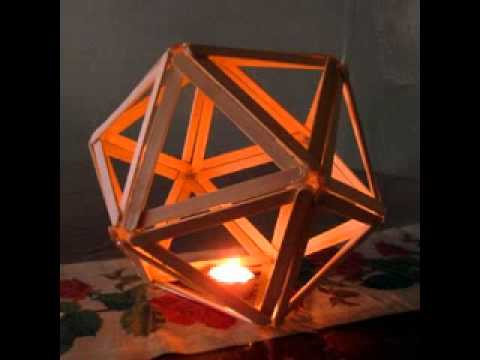Easy diy best out of waste craft projects ideas youtube for Waste to wealth craft ideas