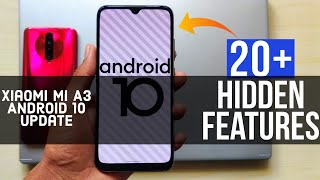 Mi A3 Android 10 Update 20+ Hidden Features   Mi A3 Android 10 Update