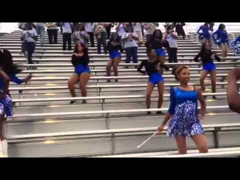 North Clayton High School Platinum Divas 2013