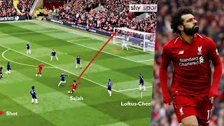 11 Amazing Goals That Show Why Salah is Egyptian King