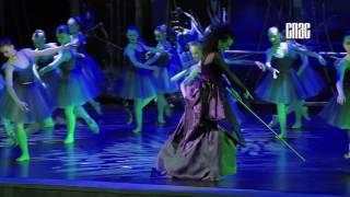 Балет-мюзикл 'Волшебные крылья'. Урок, видеоверсия Влада Яковлева