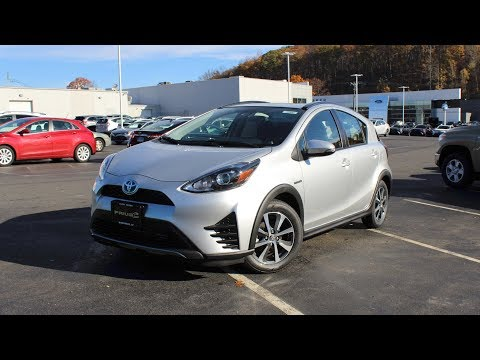 2018 Toyota Prius C Two: First Person In Depth Look