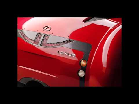 2002 Lexus Minority Report Concept Youtube