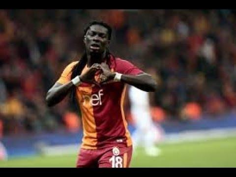 Alanyaspor 0-1 Galatasaray Bafétimbi Gomis  هدااف