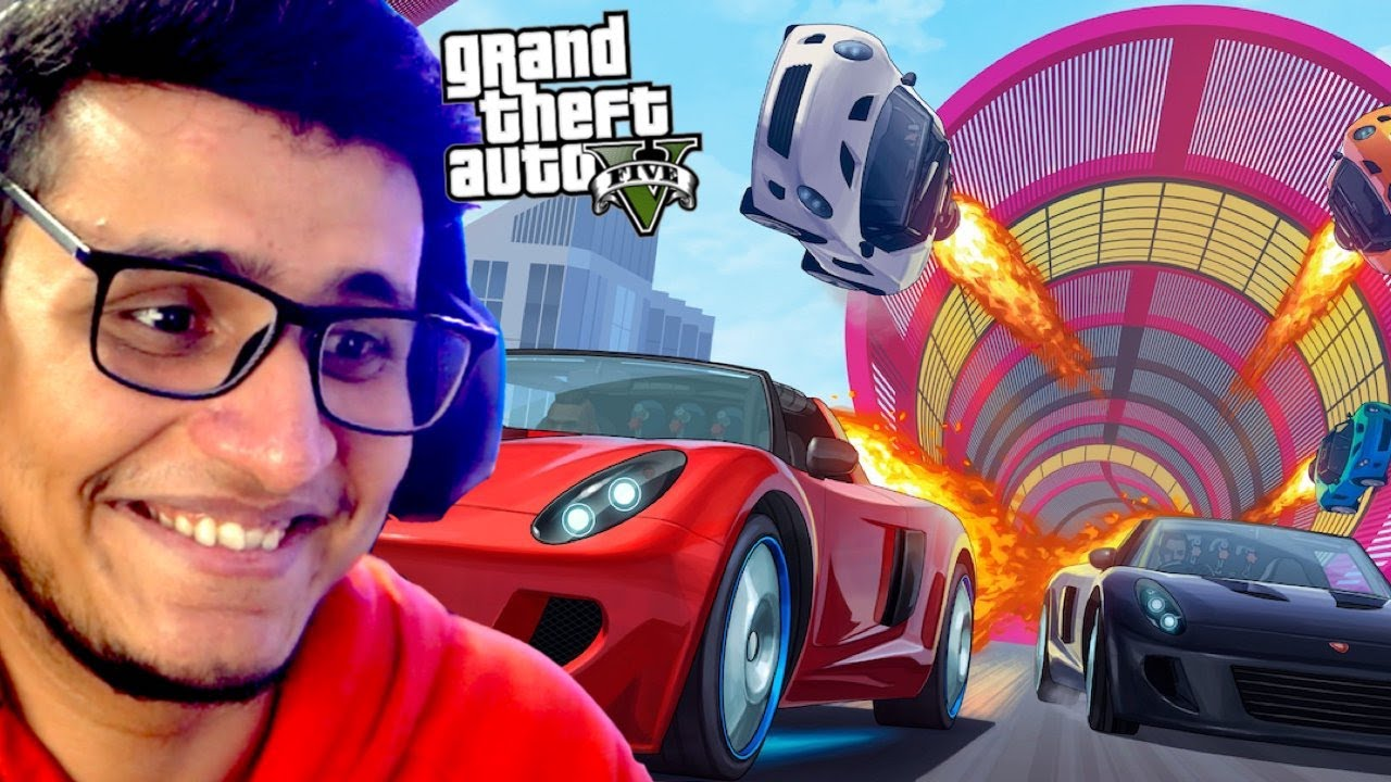 The Greatest GTA 5 Racer is Back!!