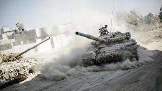 Убито более 100 боевиков в Сирии.Страшная паника в ИГИЛ