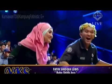Fatin Shidqia Lubis~Buka Sitik Joos~YKS Trans TV