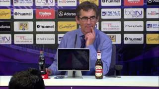 Rueda de prensa de Vázquez tras el Real Valladolid (1-3) RCD Mallorca
