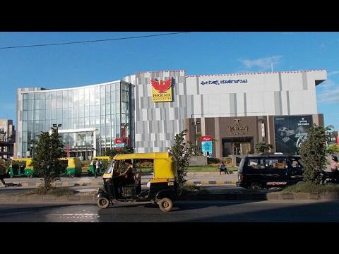 BANGALORE'S || BIGGEST SHOPPING MALL || PHEONIX MARKET CITY ||