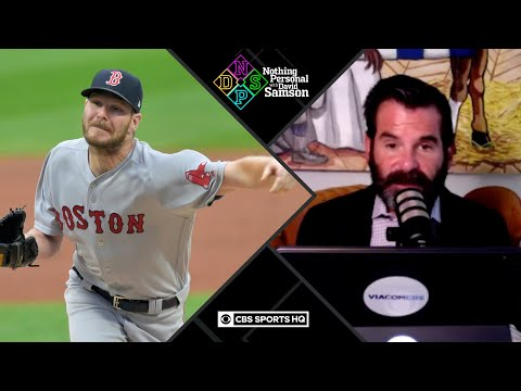 Chris Sale says Astros CHEATING was NO BIG DEAL!   Nothing Personal with David Samson