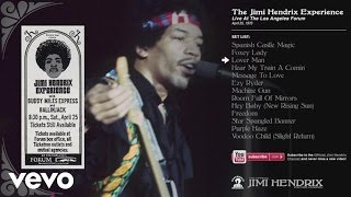 Jimi Hendrix - Lover Man - LA Forum 1970