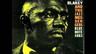Art Blakey & The Jazz Messengers 4-The drum thunder suite
