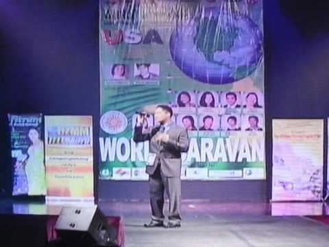"GLOBAL PINOY  SINGING IDOL WORLD CARAVAN ""GUAM""( MICHAEL VALENZUELA)"