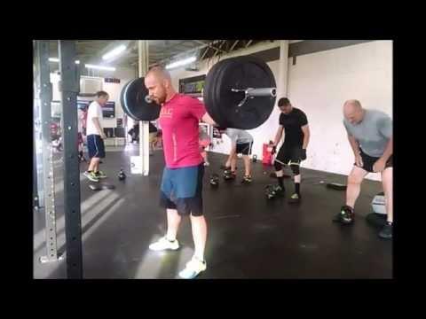 CrossFit Equity: Back Work
