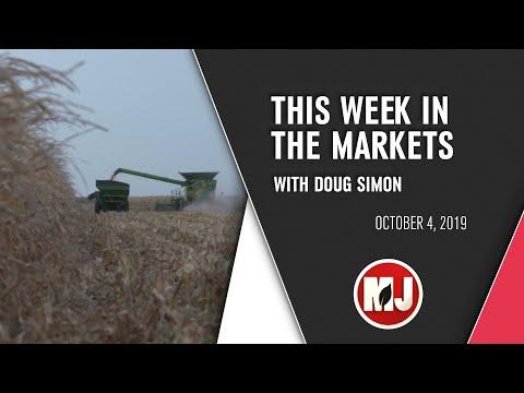 Grain Markets with Doug Simon | October 04, 2019