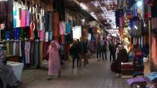Maroko III Marakesz