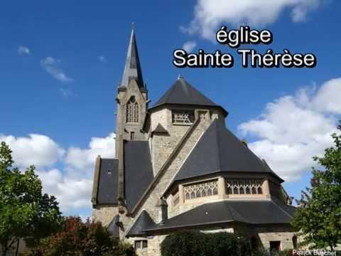 Rennes sainte th r se youtube - Eglise sainte therese guilherand granges ...