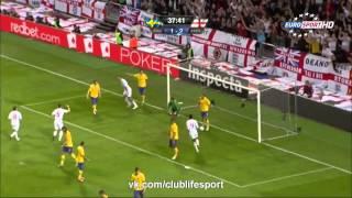 Швеция Англия Sweden England 4 2 Обзор Матча HD720