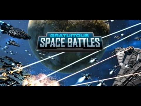 Gratuitous Space Battles - The Outcasts New DLC