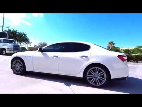 2017 Maserati Ghibli For Sale Miami FL Dealership
