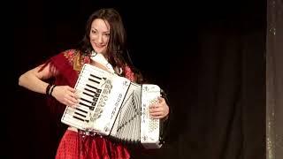 Чардаш - аккордеон - Мария Селезнева