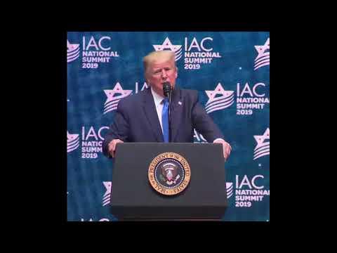 Trump: Some Jews Don't Love Israel Enough