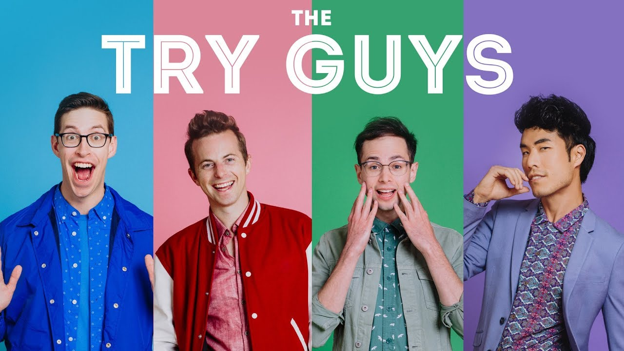 The Try Guys Leave BuzzFeed To Launch Their Own Production