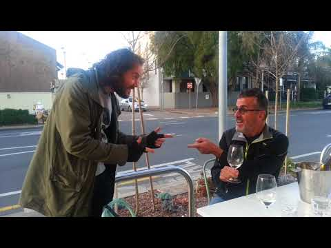 Two Greek-Australians Walk Into A Bar! IVC#1
