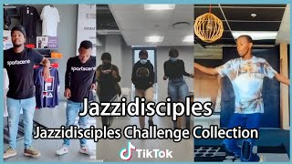 JazziDisciples Dance Challenge | JazziDisciples (Zlele) by Reece Madlisa & Zuma | TikTok Collection