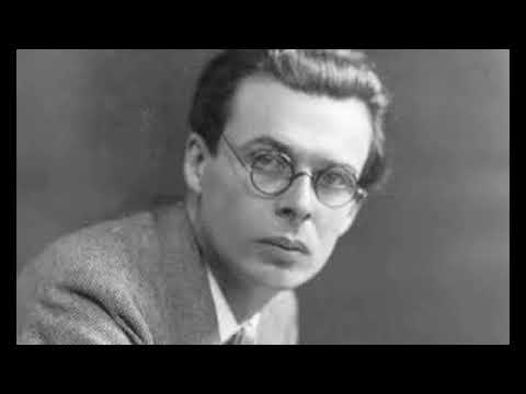 Aldous Huxley on human thought...