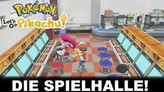 DIE TEAM ROCKET SPIELHALLE!   POKÉMON LET'S GO PIKACHU #022[GERMAN] SWITCH GAMEPLAY