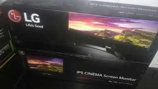 "LG 22"" (22MP68VQ) - Best Monitor under ₹10,000 Budget? - Unboxing and Review"