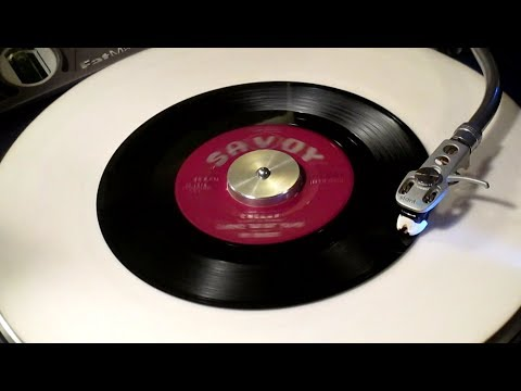 """Clarence 'Bad Boy' Palmer And The Jive Bombers - """"Cherry"""" 1957"""