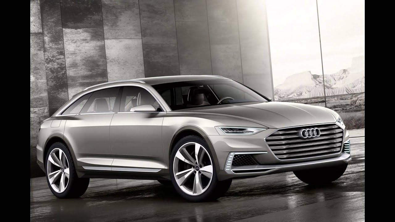 new luxury car releases2016 Audi Prologue Allroad  New Luxury Car Release date