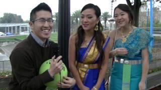 Mai Yee and Trisha Full Interview 2016