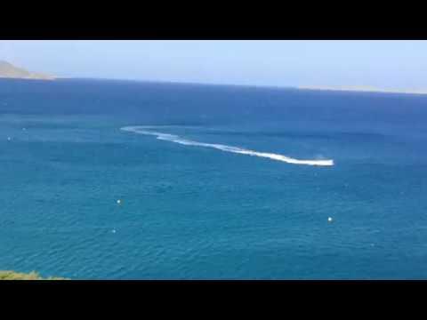 Кусочек рая — Пальмовый пляж Ваи на острове  Крит. Греция