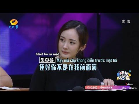 [Vietsub] [25.6.2016] Happy Camp | Dương Mịch, Tưởng Hân, Bành Vu Yến, Dương Tử, Lý Khê Nhuế