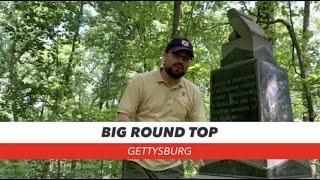Hike Up Big Round Top: 157th Anniversary of Gettysburg Live! (Bonus)