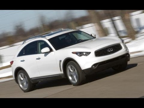 2009 Infiniti Fx50s Long Term Road Test Car And Driver Youtube