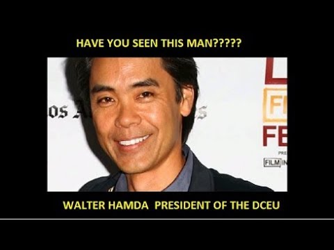 Have You Seen This Man???Walter Hamada  Rant