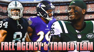 ALL FREE AGENCY TEAM! LE'VEON BELL & MORE! Madden 19 Ultimate Team