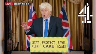 The Great British Bake Off l Matt Lucas addresses the nation