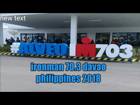ironman 70.3 davao philippines 2018 #47vlog