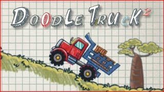 Doodle  Truck2 level 3 Walkthrough